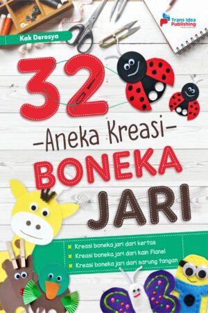 32 Aneka Kreasi Boneka Jari