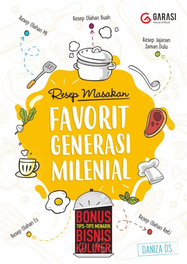 Resep Masakan Favorit Generasi Milenial