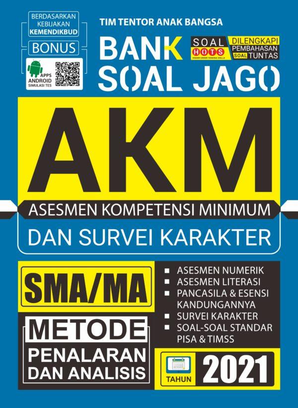Bank Soal Jago AKM & SK SMA/MA