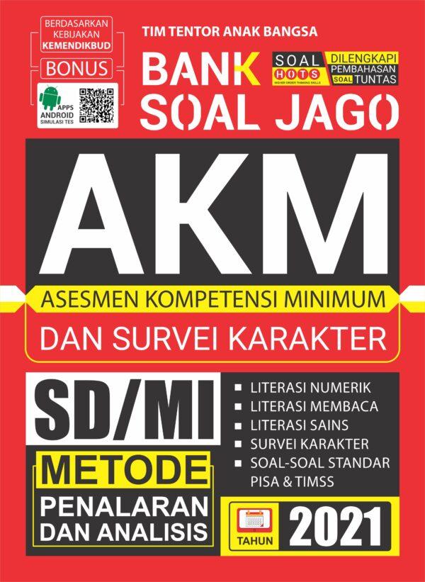 Bank Soal Jago AKM & SK SD/MI