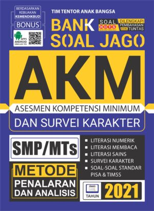 Bank Soal Jago AKM & SK SMP/MTS