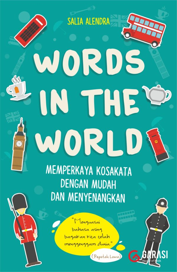 Words in the World: Memperkaya Kosakata dengan Mudah