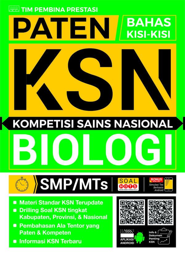 Paten KSN Biologi SMP/MTs