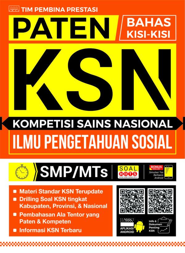 Paten KSN Ilmu Pengetahuan Sosial SMP/MTs