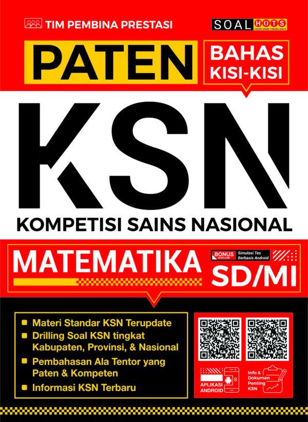 Paten KSN Matematika SD/MI