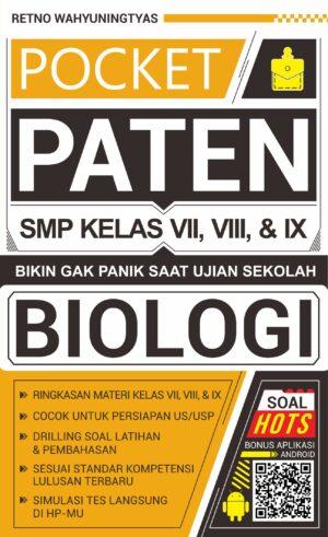 Pocket Paten Biologi SMP/MTS