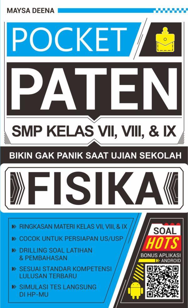 Pocket Paten Fisika SMP/MTs