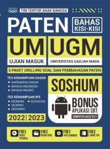 Paten Bahas Kisi-Kisi UM UGM SOSHUM 2022 2023