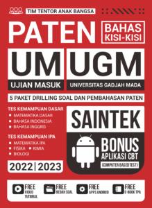 Paten Bahas Kisi-kisi UM UGM SAINTEK 2022-2023