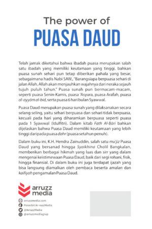 The Power Of Puasa Daud KH. Hendra Zainuddin