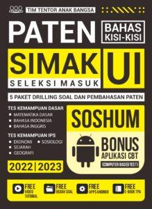 Paten Bahas Kisi-Kisi SIMAK UI SOSHUM 2022/2023